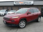 2015 Jeep Cherokee North  **LOW PAYMENT $148.00 BY-WEEKLY** in Ottawa, Ontario