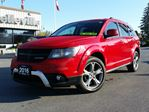 2016 Dodge Journey Crossroad-AWD-$79 weekly!! NAVIGATION-SUNROOF in Belleville, Ontario
