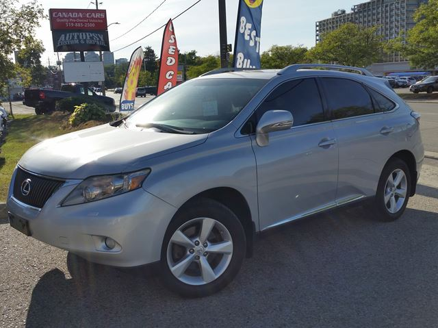 2010 LEXUS RX 350 AWD in Waterloo, Ontario