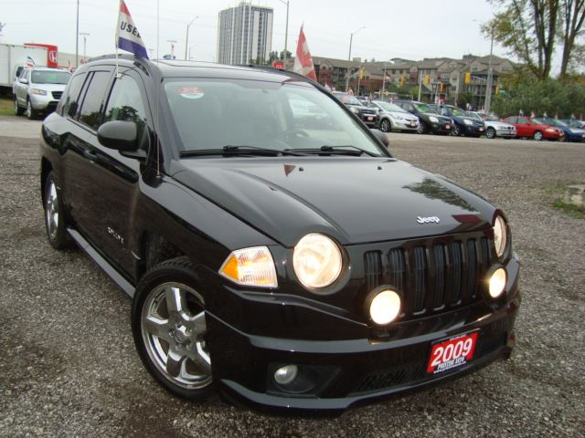 2009 JEEP COMPASS Rallye Limited Only 149km Leather & Sunroof in Cambridge, Ontario