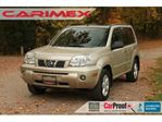 2005 Nissan X-Trail SE 4x4   Sunroof   CERTIFIED in Kitchener, Ontario