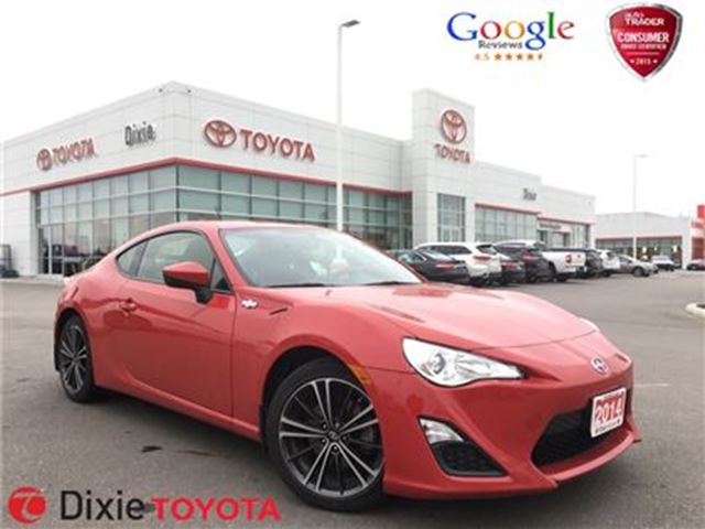 2014 SCION FR-S +WINTER TIRES+TRD EXHAUST+TRD INTAKE in Mississauga, Ontario