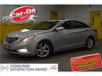2011 Hyundai Sonata Limited LEATHER SUNROOF FULL PWR GRP LOADED in Ottawa, Ontario