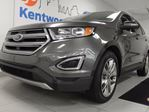 2015 Ford Edge Titanium AWD with NAV, back up cam, heated/cooled front seats AND heated back seats, power liftgate, keyless entry! in Edmonton, Alberta