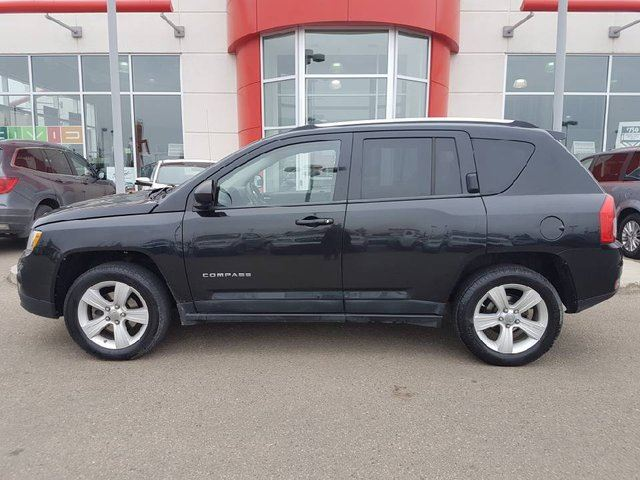 2011 JEEP COMPASS Sport/North in Red Deer, Alberta