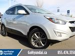 2014 Hyundai Tucson GLS LEATHER/SUNROOF/BLUETOOTH in Edmonton, Alberta