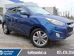2015 Hyundai Tucson Limited NAV/SUNROOF/3M/LEATHER in Edmonton, Alberta