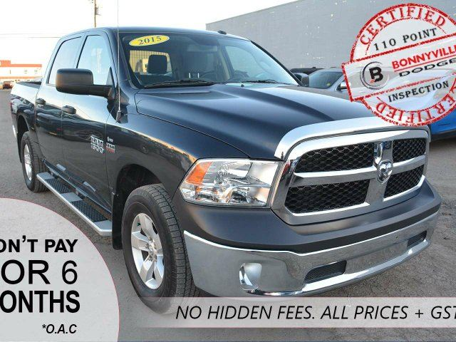 2015 Dodge RAM 1500 ST in Bonnyville, Alberta