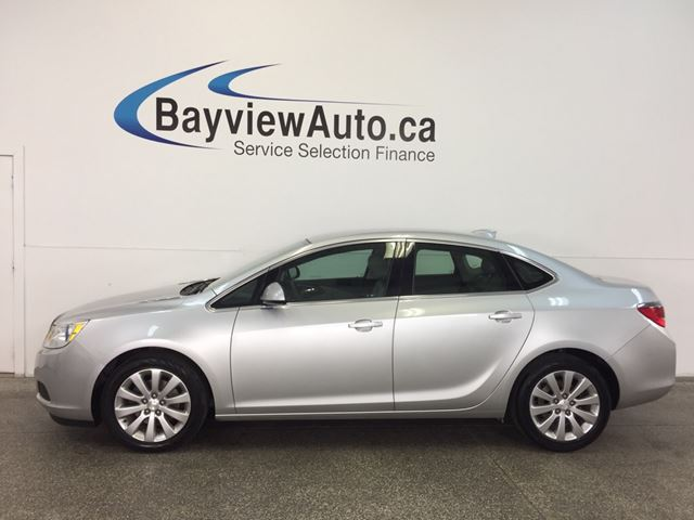 2017 BUICK VERANO - 2.4L! ALLOYS! A/C! ON STAR! CRUISE! in Belleville, Ontario