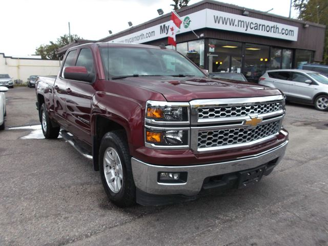 2015 CHEVROLET SILVERADO 1500 1LT in North Bay, Ontario