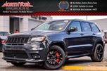 2018 Jeep Grand Cherokee New Car SRT 4x4 TrailerTowPkg PanoSunroof HighPerfAudio 20Alloys  in Thornhill, Ontario