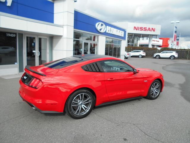 2016 FORD MUSTANG GT in Surrey, British Columbia