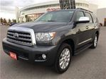 2012 Toyota Sequoia Platinum - Fully Loaded, Low Kms! Huge Size! in Stouffville, Ontario
