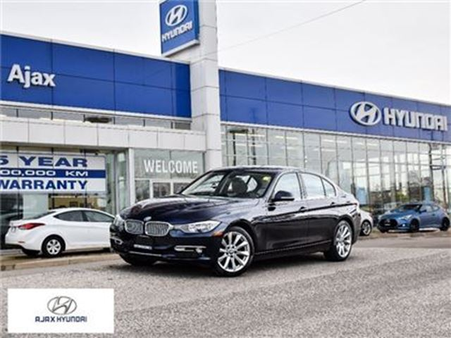 2014 BMW 3 SERIES *xDrive Sunroof Heated Front Seats in Ajax, Ontario