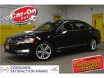 2012 Volkswagen Passat 2.5L Highline LEATHER NAV SUNROOF REMOTE START in Ottawa, Ontario