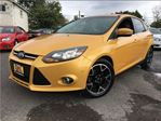 2012 Ford Focus Titanium NAVIGATION LEATHER MOON ROOF in St Catharines, Ontario