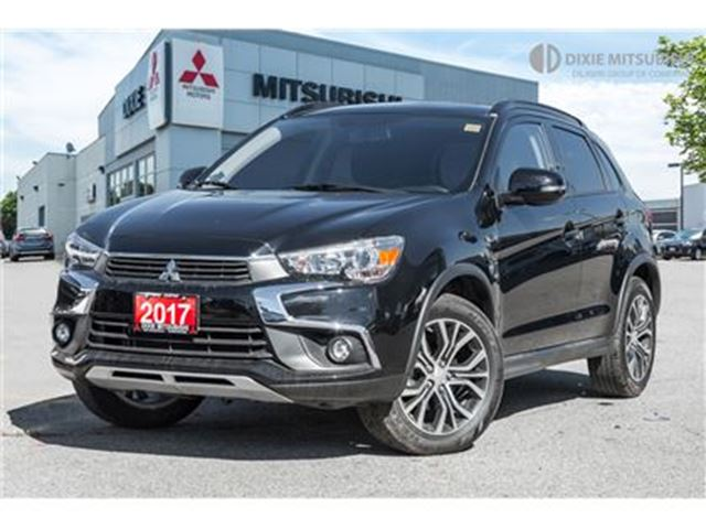 2017 MITSUBISHI RVR GT   AWC   SKYVIEW ROOF   2.4 L Engine in Mississauga, Ontario