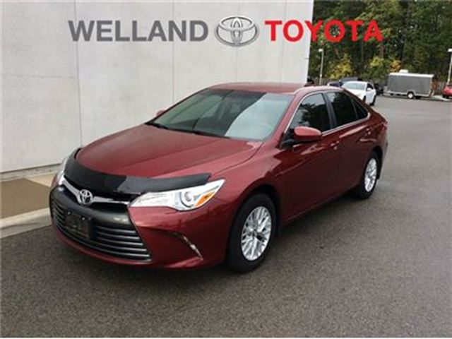 2017 TOYOTA CAMRY LE in Welland, Ontario