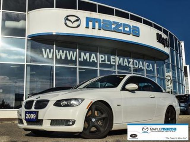 2009 BMW 3 Series Cabriolet,Leather,Automtic in Vaughan, Ontario