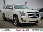 2015 Cadillac Escalade Premium - Local One Owner Trade In | No Accidents | Navigation | Back Up Camera | Parking Sensors | Heads Up Display | Rear DVD | Lane Departure Warning | Heated Steering Wheel | Heated/Cooled Front Seats | Heated Rear Seats | Multi Zone Climate Cont in Edmonton, Alberta