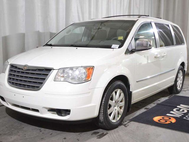 2010 CHRYSLER TOWN AND COUNTRY Touring in Red Deer, Alberta