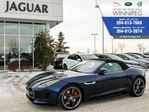 2017 Jaguar F-TYPE R *LOCAL ONE OWNER V8 R* *PREMIUM CONDITION* in Winnipeg, Manitoba