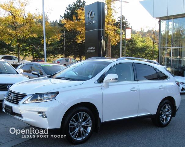 2013 LEXUS RX 350 Touring - Navigation - Back Up Camera in Port Moody, British Columbia
