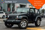 2012 Jeep Wrangler Sport 4X4 Manual Bluetooth Sat.Radio LED's 16Alloys GreatDeal in Thornhill, Ontario