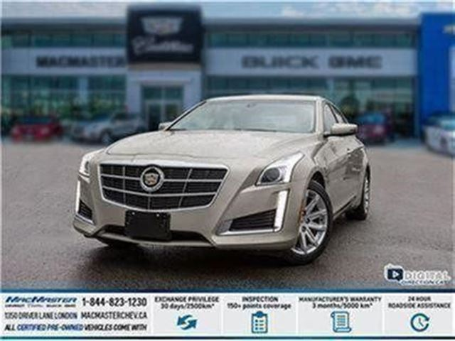 2014 CADILLAC CTS RWD in London, Ontario