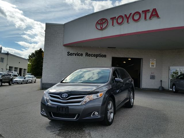 2014 TOYOTA Venza LE All Wheel Drive in Midland, Ontario