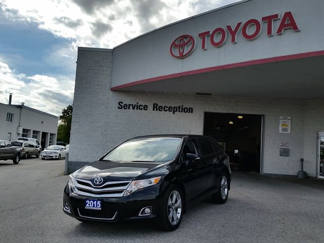 2015 TOYOTA Venza LE All Wheel Drive in Midland, Ontario