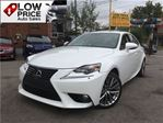 2014 Lexus IS 250 Leather*Sunroof*LedLights&LexusWarranty* in Toronto, Ontario