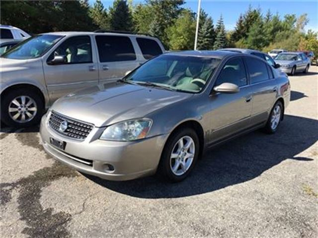 2006 NISSAN ALTIMA S/ - CERTIFY YOURSELF $ SAVE $$$$$ in Fonthill, Ontario