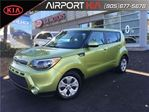 2014 Kia Soul LX/AUTO/AIR/HANDS FREE/POWER GROUP/AUX & USB/ in Mississauga, Ontario