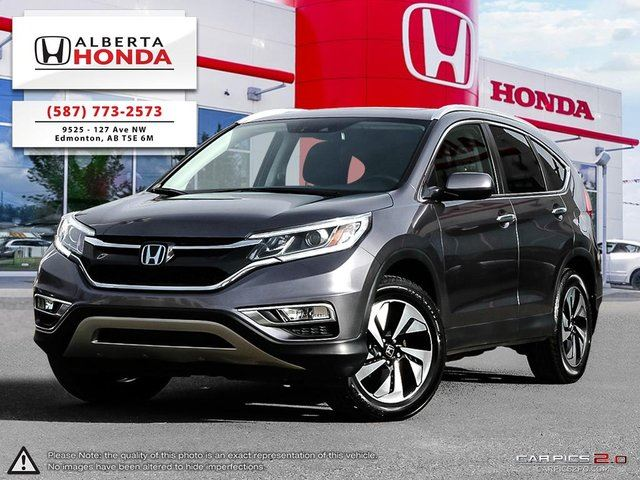 2015 HONDA CR-V Touring in Edmonton, Alberta