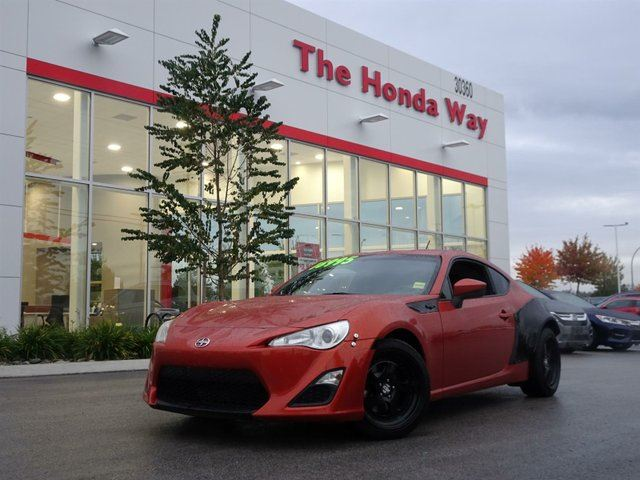 2013 SCION FR-S 6AT in Abbotsford, British Columbia