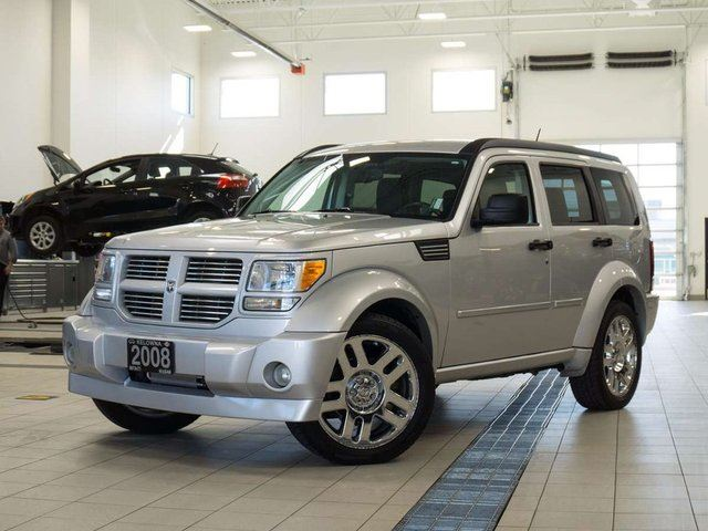 2008 DODGE NITRO SLT 4X4 in Kelowna, British Columbia