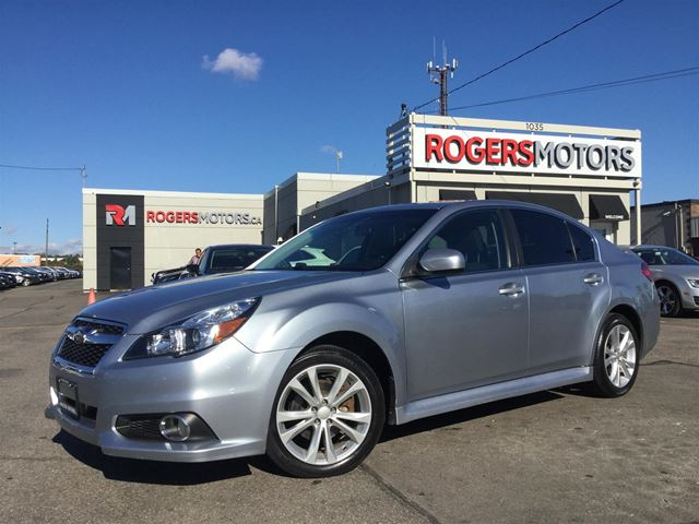 2014 SUBARU LEGACY 2.5i - SUNROOF - HTD SEATS - BLUETOOTH in Oakville, Ontario