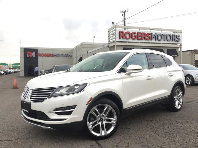 2015 LINCOLN MKC AWD - NAVI - PANORAMIC ROOF - REVERSE CAM in Oakville, Ontario