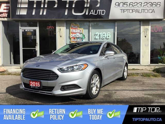 2015 FORD Fusion SE ** Bluetooth, Memory/Heated Seats, Backup Ca in Bowmanville, Ontario