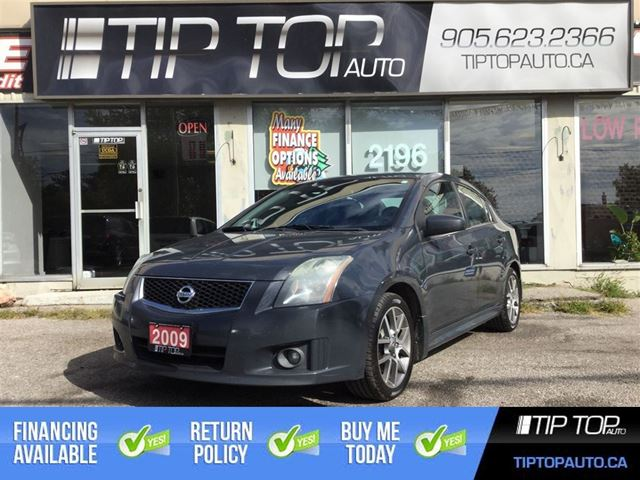 2009 NISSAN SENTRA SE-R ** Sunroof, Well Equipped, Great Price ** in Bowmanville, Ontario