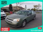 2005 Chevrolet Malibu LS v-6 3.5 LITRES * A/C * MAGS * in Longueuil, Quebec