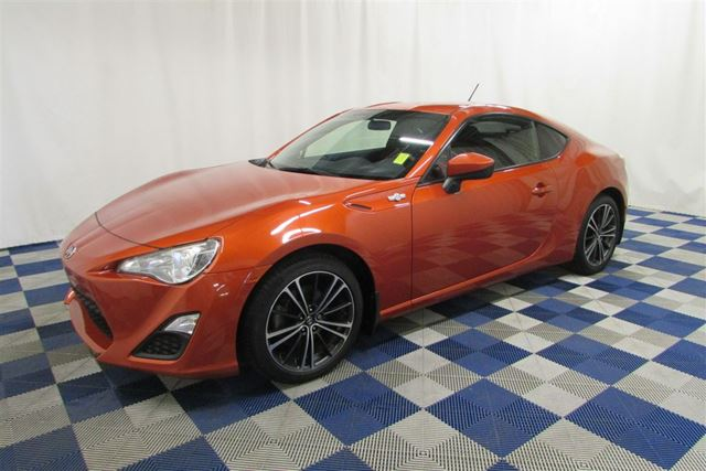 2013 SCION FR-S ACCIDENT FREE/TOUCH SCREEN/USB in Winnipeg, Manitoba