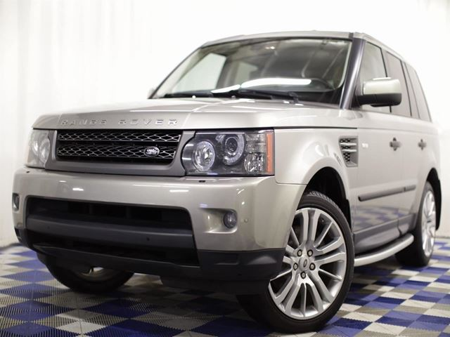 2011 LAND ROVER RANGE ROVER Sport HSE AWD/ACCIDENT FREE/FULLY LOADED!! in Winnipeg, Manitoba