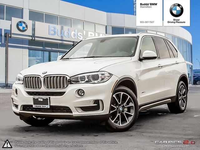 2018 Bmw X5 Xdrive35i Hamilton Ontario Car For Sale