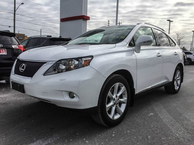2011 LEXUS RX 350   NAVIGATION+NEW TIRES AND BRAKES! in Cobourg, Ontario