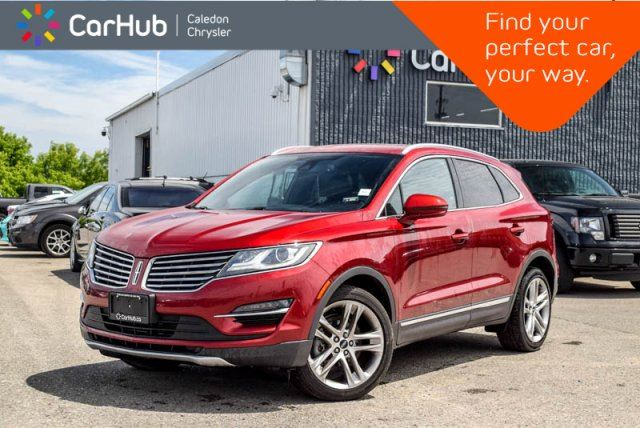 2015 LINCOLN MKC AWD Navi Pano Sunroof Backup Cam Bluetooth R-Start 18Alloy Rims in Bolton, Ontario