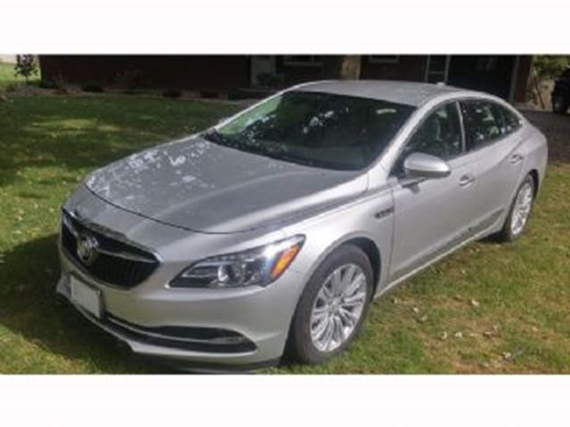 2017 BUICK LACROSSE FWD in Mississauga, Ontario