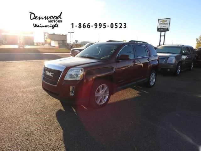 2011 GMC Terrain SLT-1 in Wainwright, Alberta