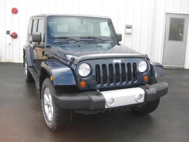 2013 JEEP WRANGLER Unlimited Sahara in Carbonear, Newfoundland And Labrador